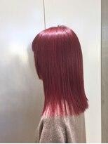 ドット トウキョウ カラー 町田店(dot.tokyo color)【cherry red】ダブルカラーカラーリスト