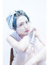 ヘアーアンドメイクアップMK 貝塚店(hair&make-up MK)ターバンアレンジ