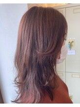 オレガ ヘアー(Orega hair)韓国風前髪