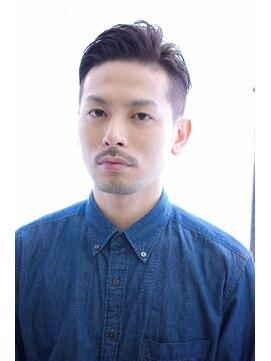 マックスビューティーギンザ(MAXBEAUTY GINZA) 【MAXBEAUTY☆MEN'S 2ブロックショートヘア】