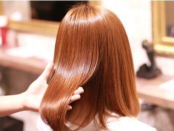 ティエラ 西新店(TIERRA)の写真/【リタッチ+グローバルミルボンTR¥5390→¥4290】ダメージヘアを極上TRで贅沢にケア♪ワンランク上の髪へ!