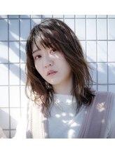 アンジェリカ(Angelica Total Beauty Lifestyle Design)ミディアムボブ