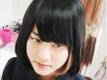 ビューティーサロン ミィ(beauty salon M&E)の雰囲気(エクステ1本からOK☆メッシュだけもぜひ♪)