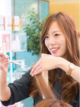 ラ ソレイル 浜松メイワン店の写真/女性同士だから相談しやすいと大人気♪女性目線でキレイが長続きするプランやケア方法を丁寧にご提案☆