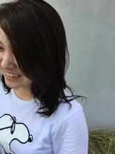 センシュアスヘアデザイン(Sensuous Hair Design)フェミニンミディアム