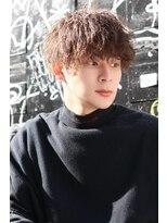 リップスヘアー 梅田アネックス(LIPPS hair)ディストートマッシュ