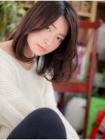 "*+bliss大宮+*…奥行き感""ナチュリラ""小顔ワンカールb"