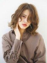 アーサス ヘア デザイン 国立店 (Ursus hair Design by HEAD LIGHT)*Ursus*大人かわいいミディアムボブ