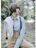 オゥルージュミュゼ(Aurouge)Au-rougeBOSS美髪コレクション「大人ボブ」