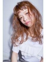 クリアーオブヘアー 栄南店(CLEAR of hair)【CLEAR】ウェットな無造作ウェーブロング
