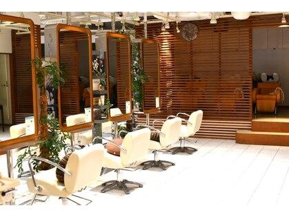 サイズ アヴェダ 町田モディ店(XXXY'S AVEDA)の写真