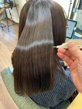 ニコラ(NICOLA)髪質改善トリートメント