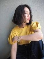 シーヘアデザイン(SHE.hair design)フォギーボブ
