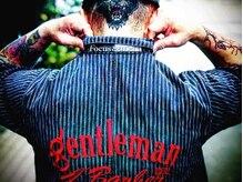ジェントルマンバーバー(gentleman Barber)の雰囲気(#tattoo #muscle car #barber #event #traditional)