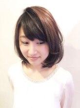 ドルーチェ(Doluce)艶髪ミディアムボブ