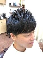 ヘアーズビューティー エルツー(Hair's Beauty L2)マッシュ