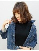 エイム ヘアメイク 横川店(eim HAIR MAKE)eim で叶える♪かっこかわいい☆愛されミディ