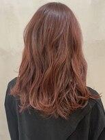 ソース ヘア アトリエ(Source hair atelier)【SOURCE】レッドブラウン
