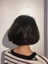 チャフ ヘアーアンドネイル(CHAFF hair&nail)グラボブ