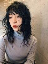 レザボア ヘアーアンドビューティー ハイブ店(reservoir Hair&Beauty Haibe)ルーズレイヤーパーマ
