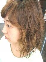 ヘアーパレス フタバ(Hair palace FUTABA)ふわゆるモテパーマ