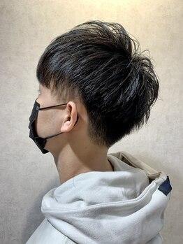 美容室 アクターの写真/【メンズリピーター続出!!】メンズカットは【ACTOR】にお任せ!!自分に似合う髪型を見つけませんか?