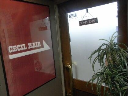 セシル ヘアー ワークス(CECIL hair works)の写真
