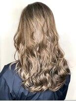 ソース ヘア アトリエ(Source hair atelier)【SOURCE】アースベージュ