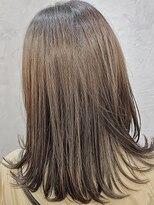 ツリー(Tree. Hair & Spa)ケラチントリートメント【髪質改善】クセ毛うねりをカバー♪