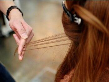 サロンドラ(Salon de La.)の写真/【髪のお悩み何でもご相談ください♪】経験豊富な女性スタイリストがあなたのなりたいを叶えます☆