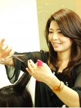 ディコ ヘア デザイン(Dico hair design)千晶 chiaki