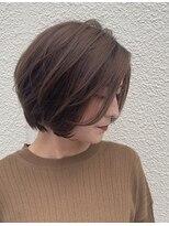 ヘアーワーク オーパス(HAIR WORK OPUS)再現性良き◎大人女子に大人気のショートボブ