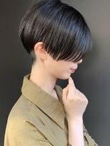 ラウンジ モリオ イケブクロ(Lounge MORIO Ikebukuro)【morio池袋】綺麗でかっこいい黒髪ショート♪
