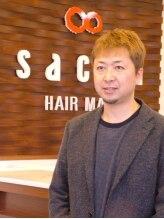 ヘアメイク サッカ 中山店(Hair make sacca)鰺坂 尚賢