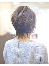 ルーナヘアー(LUNA hair)ニュアンスショート