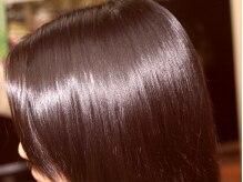 ヘアエステサロン ワイ(Hair Esthe Salon Y)の雰囲気(●仕上り●まさに驚き『幼い頃の髪』みたいに、ツヤツヤに♪)