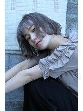 ヘアーメイクデザインパフ(HairMakeDesign Paf)highMIXcolor BOB