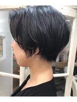 ガーデンヘアー(Garden hair)[松岡]ハンサムショート