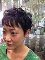 ガーデン ヘアー ワーク(garden hair work)楽しんじゃお!ふんわりショート