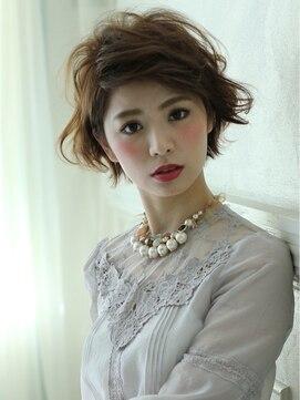 シアン(CYAN)【CYAN】お姉さん系コンサバスタイル☆ショート編