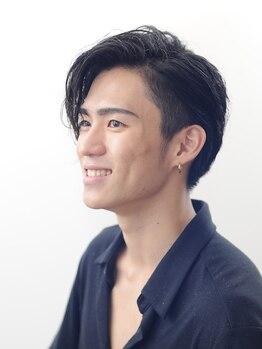 ヘアー クラブ エッジ(Hair club EDGE)の写真/出来る男の身だしなみ☆ひげ・眉のお手入れはお任せ下さい!キリッと清潔感のある印象に♪