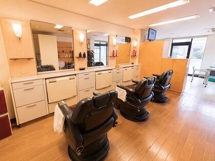 ミウ イシヅミ 石積理美容室(MIU ishizumi)の写真