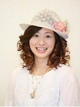 アオタニヘアー 桂店(aotani hair)くるるんマーブルヘアー♪