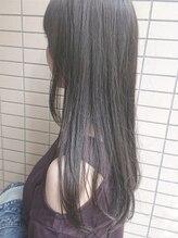 日本の髪特有の赤味をかき消す☆【アディクシーカラー】導入店♪透明感カラーはお任せください!