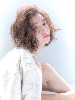 ヘアー ミッション ギオン(hair Mission Gion)の写真/様々なカラーバリエーションをもつMissionGion。透明感と柔らかさを表現する人気のイルミナカラーも!!