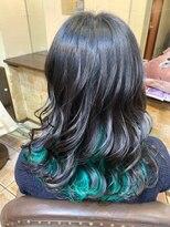 ジェイポイント ヘア クリニカ(J:POINT Hair CLINICA)インナーブリーチカラー