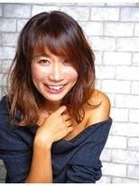 ルーチェ ヘアーデザイン(Luce Hair design)☆Luce池袋☆『人気の切りっぱなしボブ』