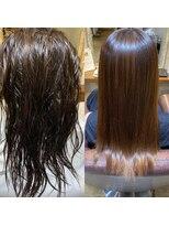 ヘアモイジャ(Hair Moija)酸性ストレート