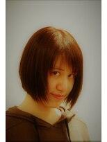 テトラ ヘアー(TETRA hair)前下がりグラ
