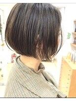 モッズヘア 仙台PARCO店(mod's hair)【奥山】手ぐしで簡単ボブ♪